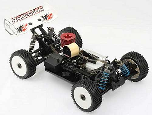 Hong Nor X2-CR Buggy Chassis