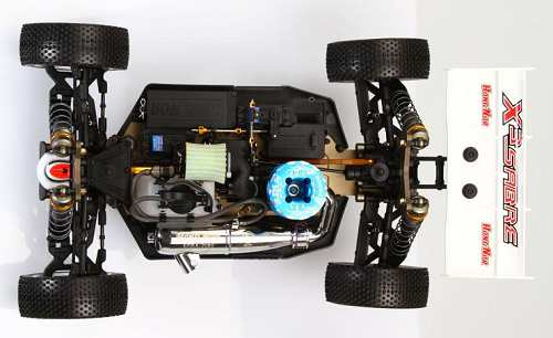 Hong Nor X3-Sabre Buggy Chassis