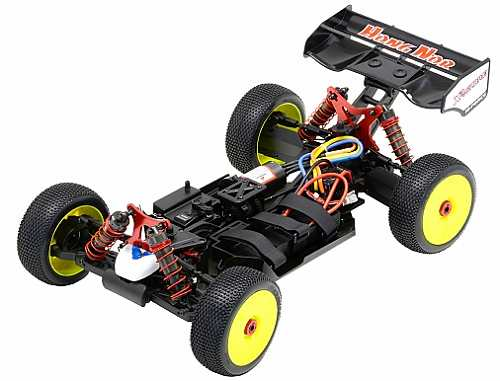 Hong Nor X3 Sabre-e Buggy Chassis