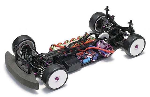 Hot Bodies Cyclone - 1:10 Electric Touring Car