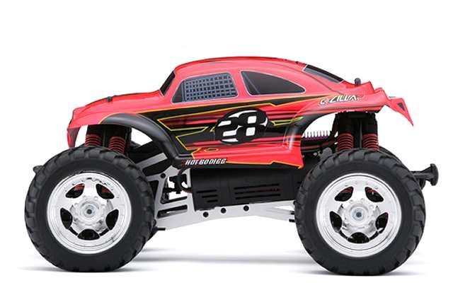 Hot Bodies E-Zilla 10 - 1:10 Electric Truck