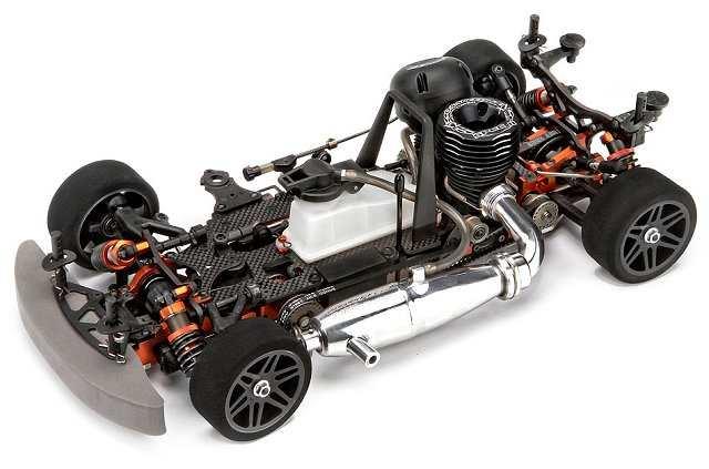 Hot Bodies R10 - 1:10 Nitro Touring Car