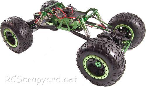 Integy AFA01 iRock Crawler