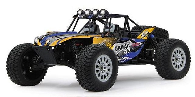 Jamara Dakar - 1:10 Electric Buggy
