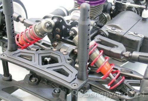 Jamara Ultra GTP One Viper Chassis