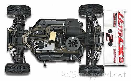 Jamara Ultra LX-2 BB Chassis