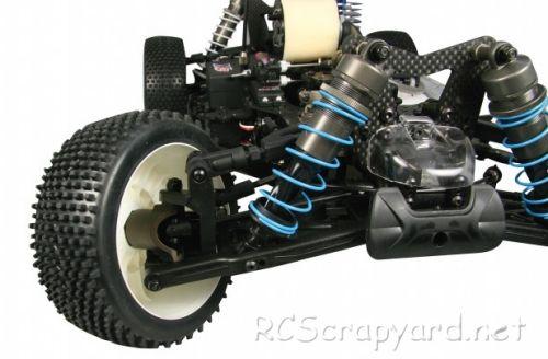 Jamara X2-CR Pro Chassis