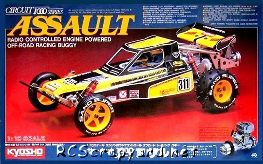 Kyosho Assault