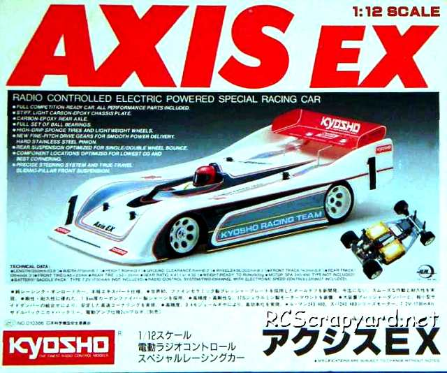 Kyosho Axis EX Pan Car