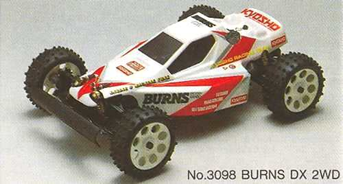 Kyosho Burns DX 2WD