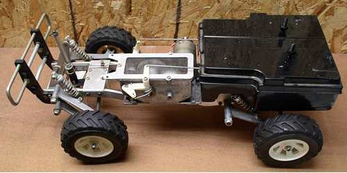Kyosho Chevy Stepside Chassis
