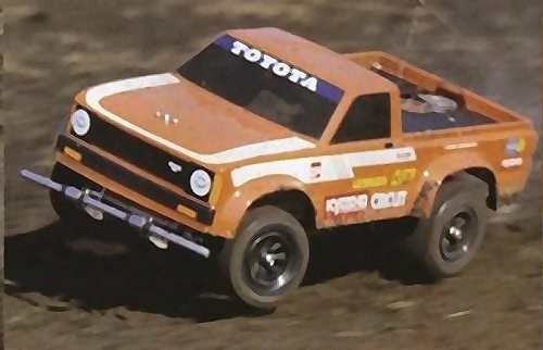Kyosho Circuit 20 Toyota Hilux