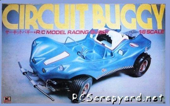 Kyosho Circuit-Buggy