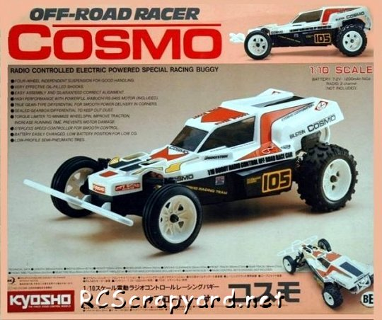 Kyosho Cosmo
