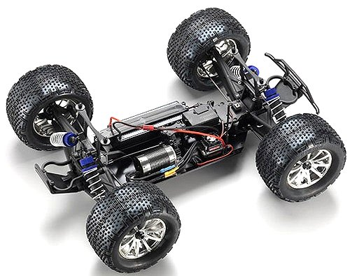 Kyosho DMT VE-R - Chassis