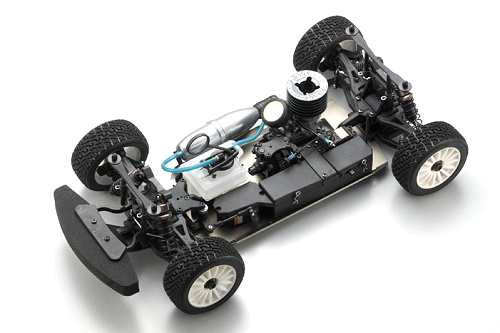 Kyosho DRX Kyosco-Cup Edition 2012 Chassis