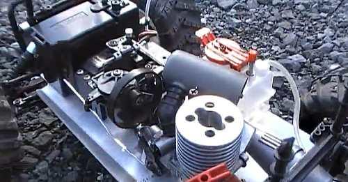 Kyosho Wild Dodge Ram Chassis