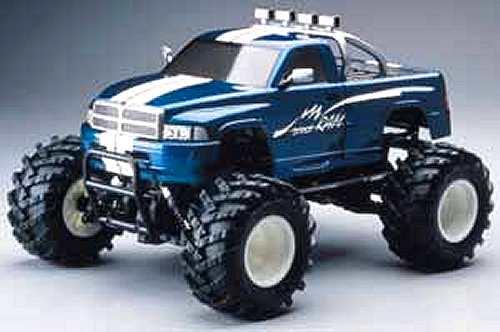 Kyosho Dodge Ram Truck
