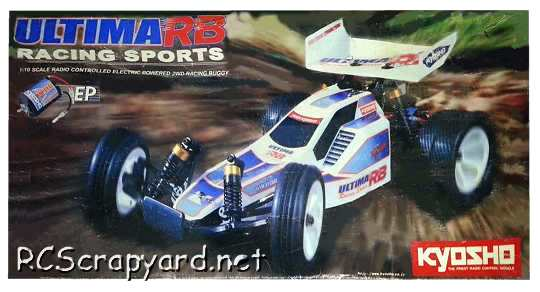 Kyosho Ultima RB Racing Sports