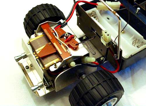Kyosho Eleck Peanuts Chassis