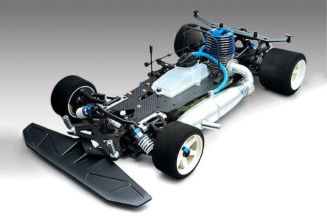 Evolva 2005 World Champion Team Edition - 1:8 Nitro RC On Road Car