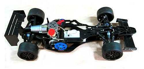 Kyosho F-Ten Formula Sports Chassis