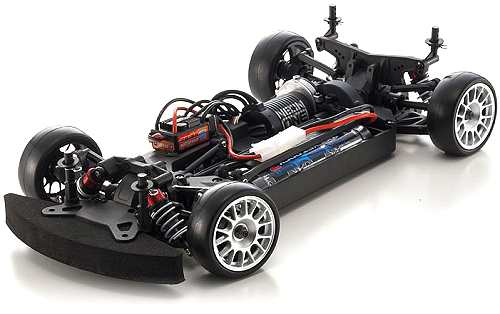 Kyosho Fazer VE Chassis