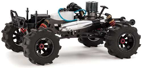 Kyosho FO-XX GP Chassis
