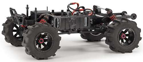Kyosho FO-XX VE Chassis