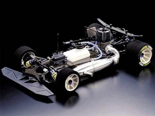 Kyosho Fantom 2001 Evo 2 - F2001 EvoII