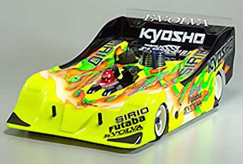 Kyosho F2001 Evo 2