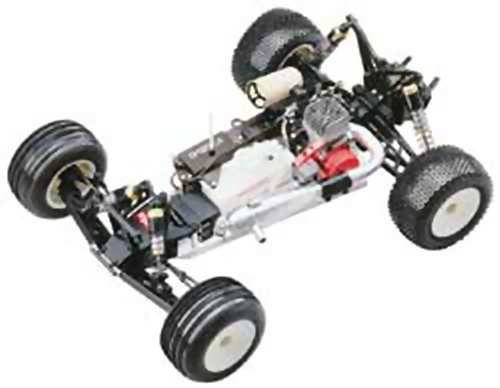 Kyosho PureTen GP Ultima ST Type-R Chassis