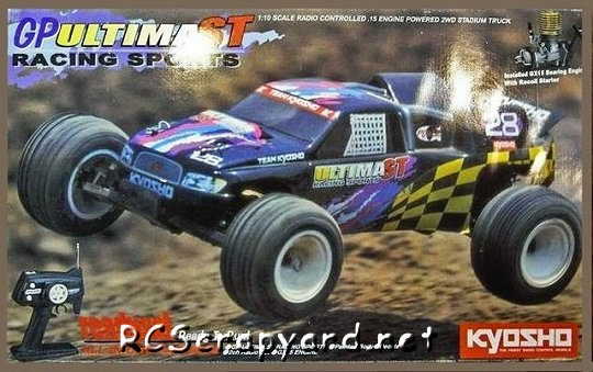 Kyosho GP Ultima ST