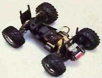 Kyosho HiRider II Chassis