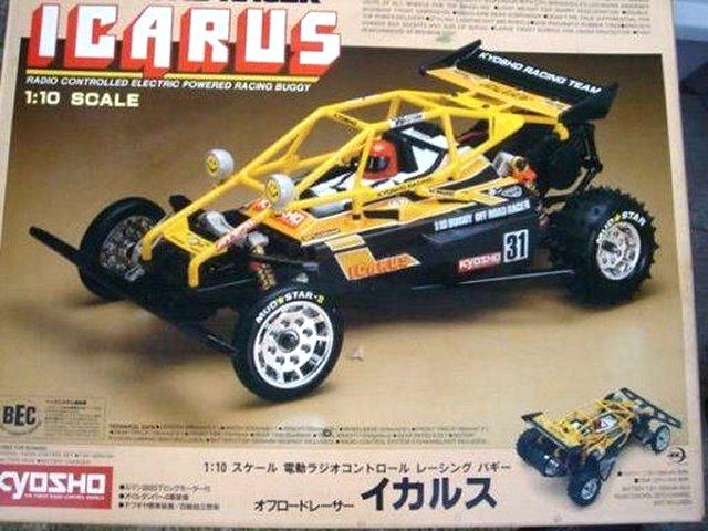Kyosho Icarus