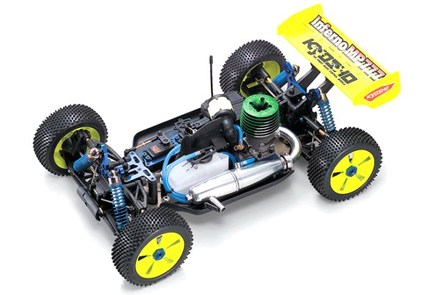 Kyosho Inferno MP777 Special 2 - 1:8 Nitro RC Buggy