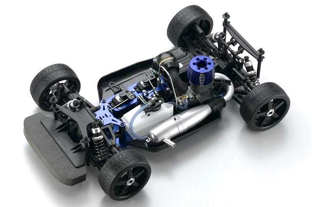 Kyosho Inferno GT Chassis