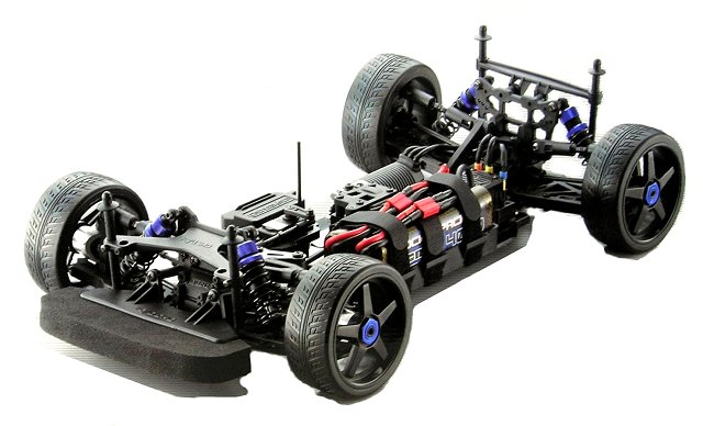 Kyosho Inferno GT2 VE - 1:8 Electric RC Touring Car