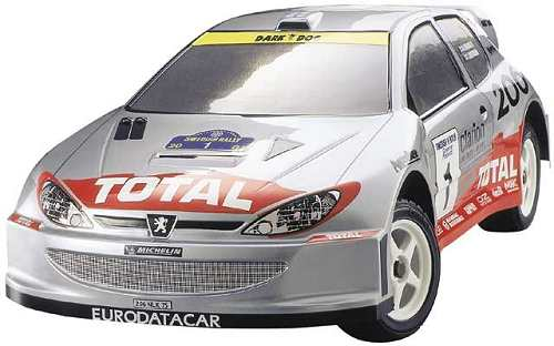 Kyosho MP-7.5 Rally Peugeot 205