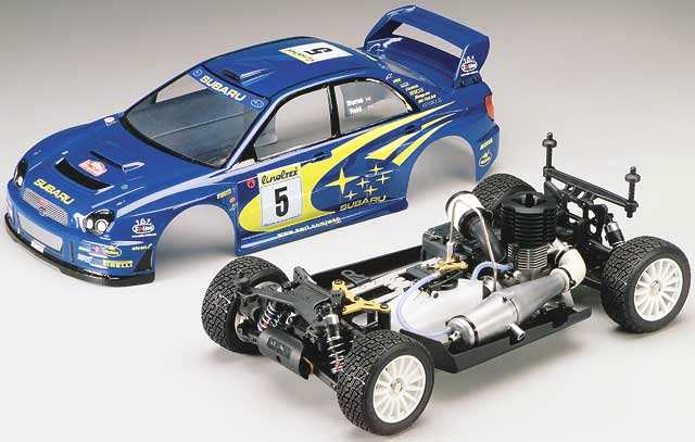 Kyosho Inferno MP-7.5 Rally