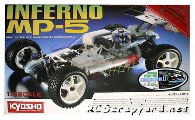 Kyosho Inferno MP-5