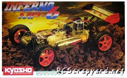 Kyosho Inferno MP-6
