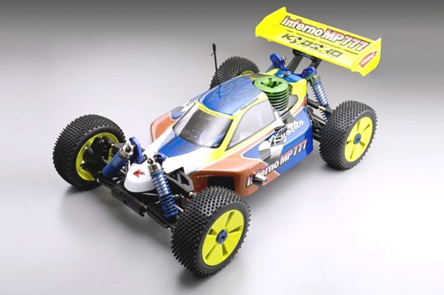 Kyosho Inferno MP777