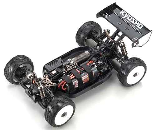 Kyosho Inferno MP9e Chassis