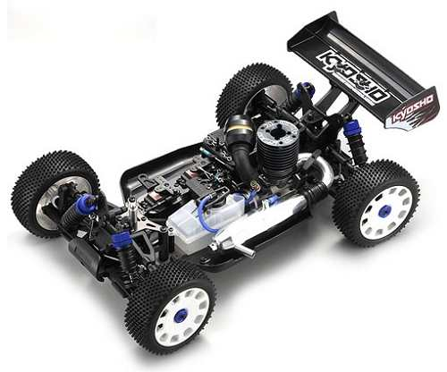 Kyosho NEO Race Spec Chassis