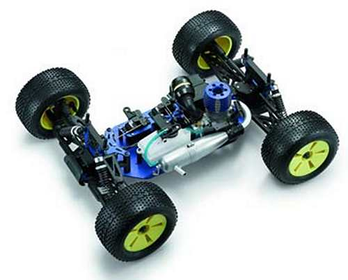Kyosho Inferno ST (2005) Chassis