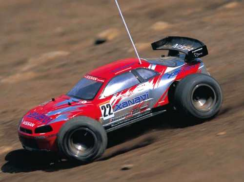 Kyosho Inferno TR-15 Monster Touring