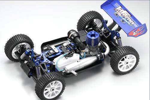 Kyosho Inferno US Sports Chassis