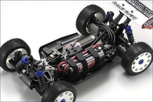 Kyosho Inferno VE Chassis