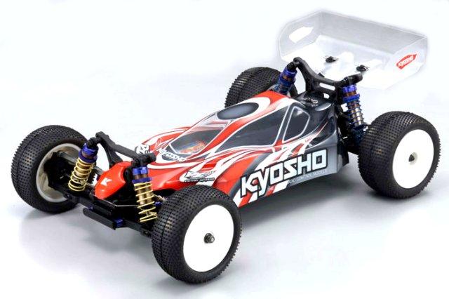 Kyosho Lazer ZX-5 FS